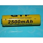 Battery 14500  Rechargeable Lithium-Ion High Current